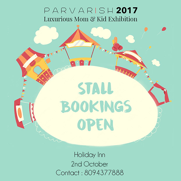 Book your stall now at Jaipur's largest Mom and Kids exhibit