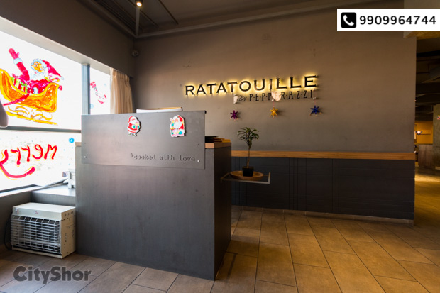 Buy1 Mocktail Get 1 Free @ Ratatouille on Friendship day!