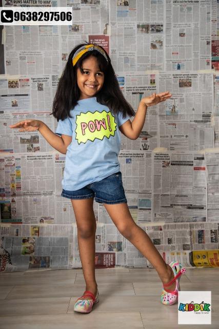 Kiddik s Kids Elite wear and accessories exhibition!