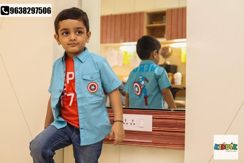Biggest Kids wear exhibition by Kiddik starts tomorrow