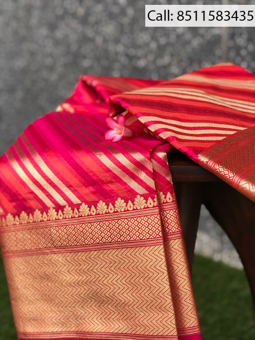 Preview of Handloom Benarasi Silk Sarees tomorrow@Reflection