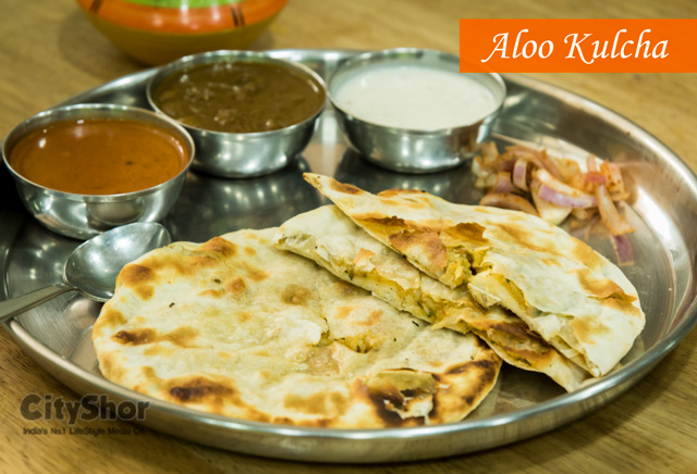 ENJOY PROPER PUNJABI FOOD UNDER Rs.200!