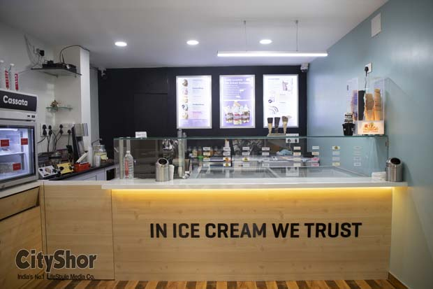 Icecream works Now In Ahmedabad