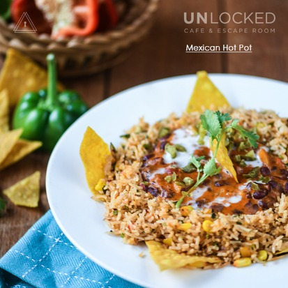Have you Been to Unlocked Cafe yet?