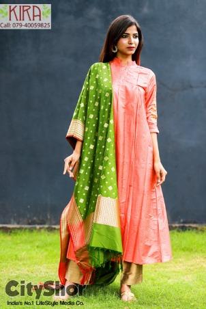Exclusive Festive Fashion at Kira Ethnic