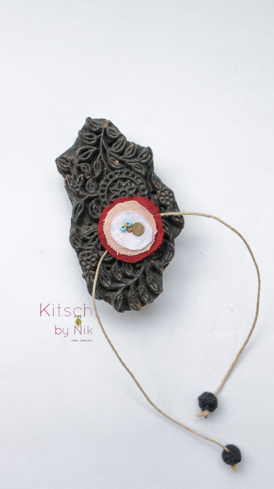Limited Edition Handmade rakhis from Kitsch by Nik