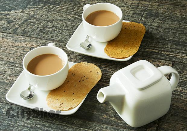 ENJOY MORE THAN 45 VARIANTS OF TEA THIS MONSOON!