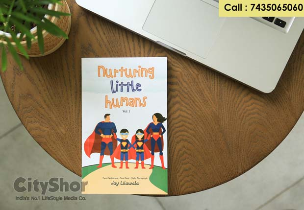 Nurturing Little Humans by Jay Lilawala Is Going Viral