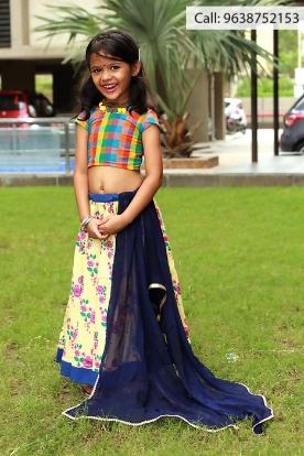 Exclusive Preview Chaniya Cholis for Kids by Niyara @Anay