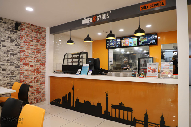 Doner & Gyros now in Ahmedabad   Open till 2 AM