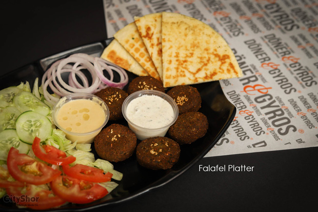 Doner & Gyros now in Ahmedabad | Open till 2 AM