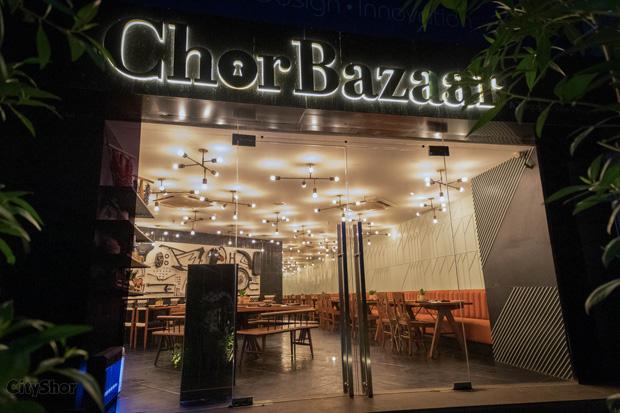 A new bistro on Sindhu bhavan road- Chor Bazaar