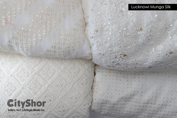 Flat 20% Off on All Designer Fabrics & Duppattas