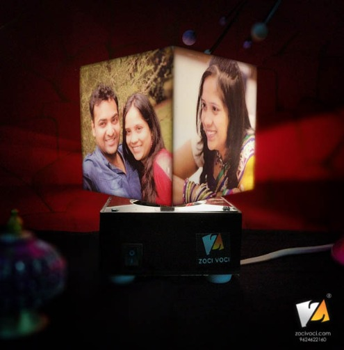 Personalised Memorable gifts for rakhi by Zoci Voci
