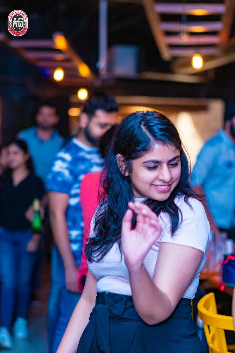 Charming Ladies Night At AntiGravity, Marathahalli
