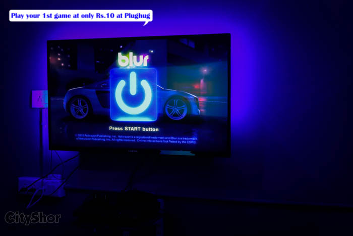 Play your 1st game at Rs10 | new gaming zone- Plughug