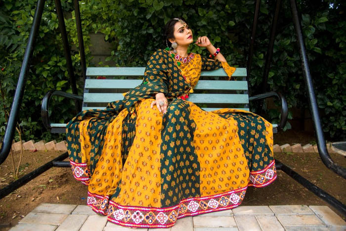 Starts Tomorrow, Trendiest Navratri collection - Anay Galler