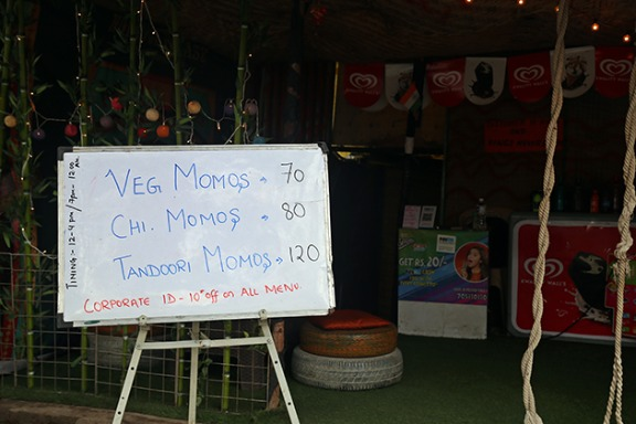 This Baner Joint Serves Momos with Shengdane Chutney!