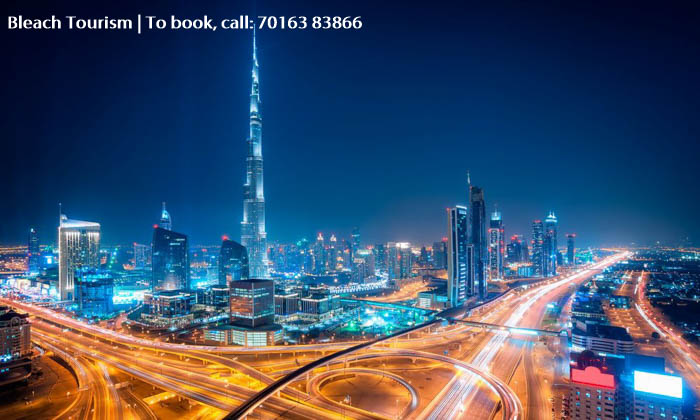 5N6D Dubai tour Package at 49999 by Bleach tourism