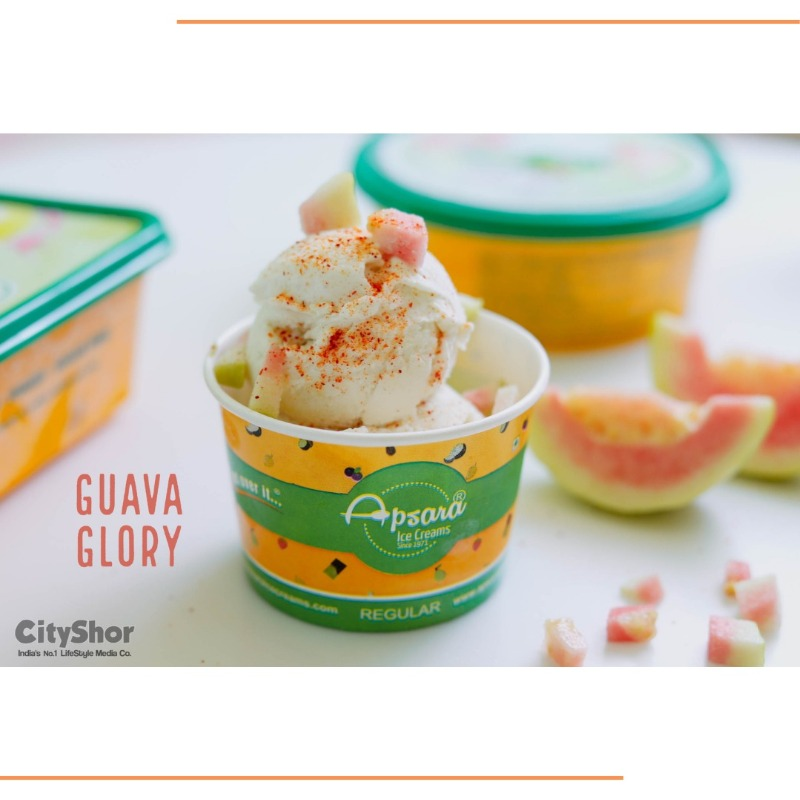 50% OFF on Scoops 21 & Aug - 50th Anniversary Offer @ Apsara