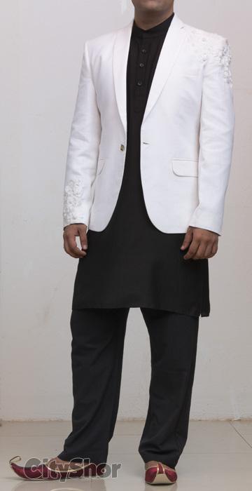 Chandresh Nathani - The designer for men!
