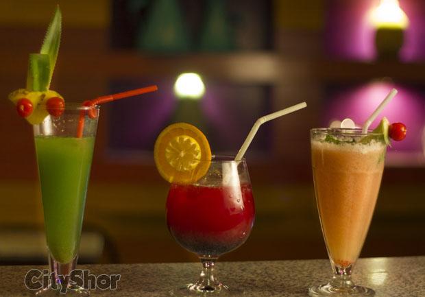 Drink, eat and make merry at Shamiyana