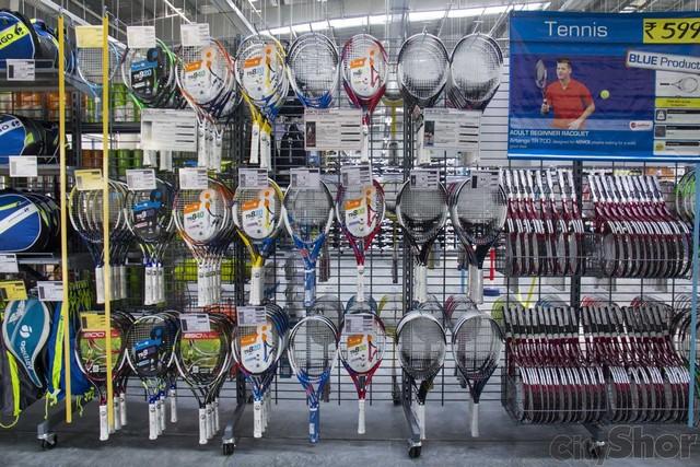 769370c997812 Decathlon: India's largest sports store