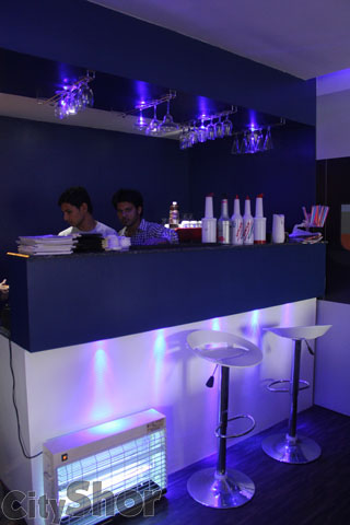 Blue Spot Cafe Ahmedabad
