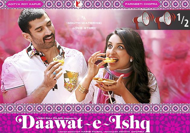 Daawat-e-Ishq: Movie Review