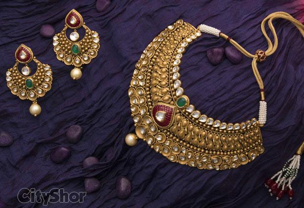 Wedding Jewellery at Pooja Diamonds