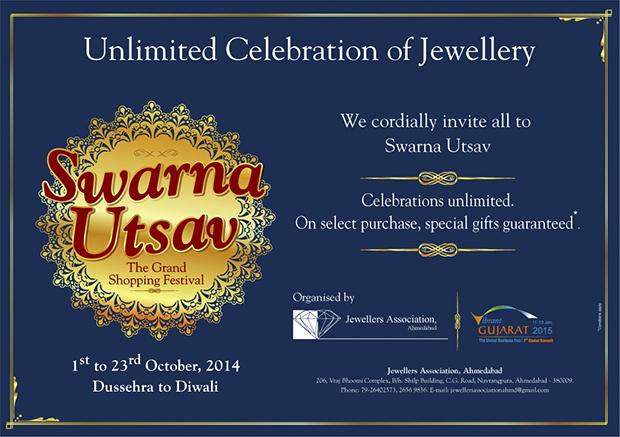 Swarna Utsav Festival in Ahmedabad