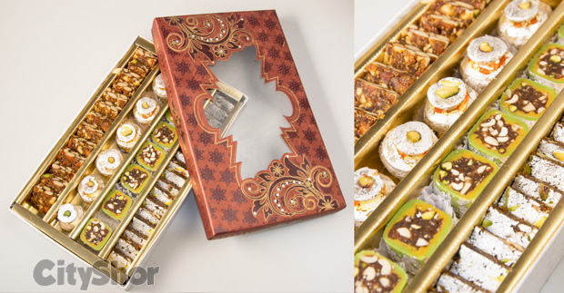 Gift Packages by Azad Mithai