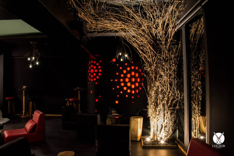 Accentuate your senses at LUCIFER LOUNGE