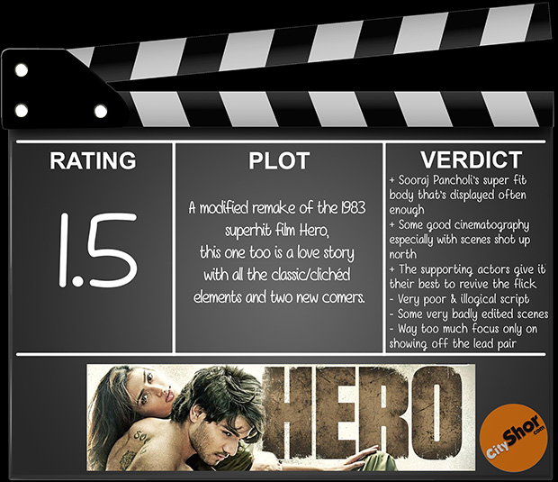Movie Review - Hero
