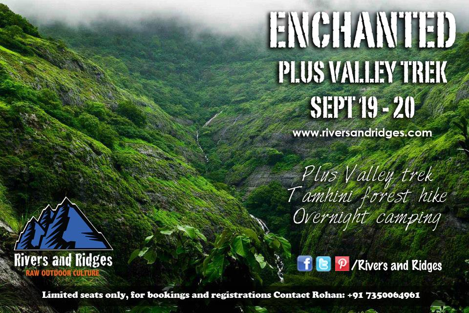 Enchanted Plus Valley Excursion by Rivers & Ridges