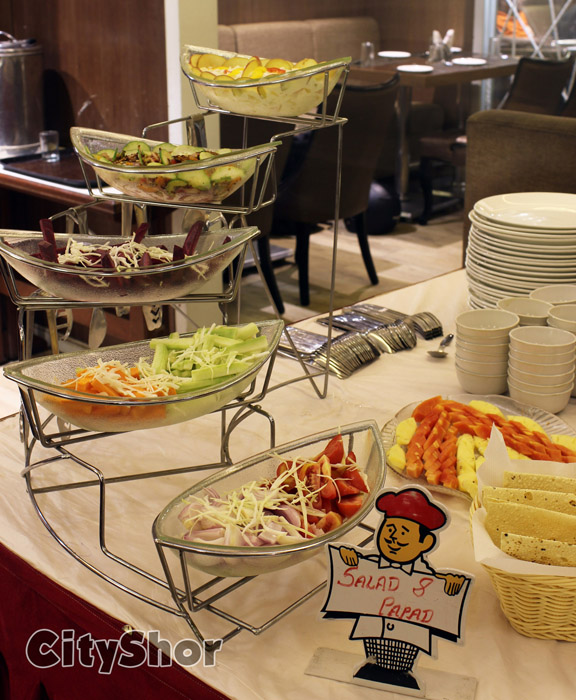 All Non-Veg Buffet at Relish Restaurant