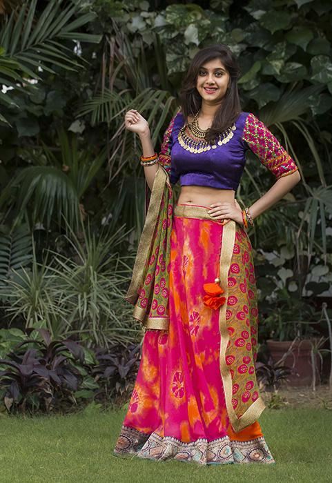 Navratri Fashion for Teenagers by BALA