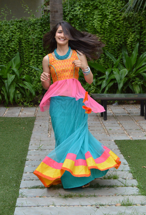 The Best of Navratri Wear by Kimi Singh Couture