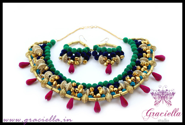 Deck up this Navratri with Graciella