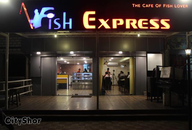 Sea-Food like no other at FISH EXPRESS