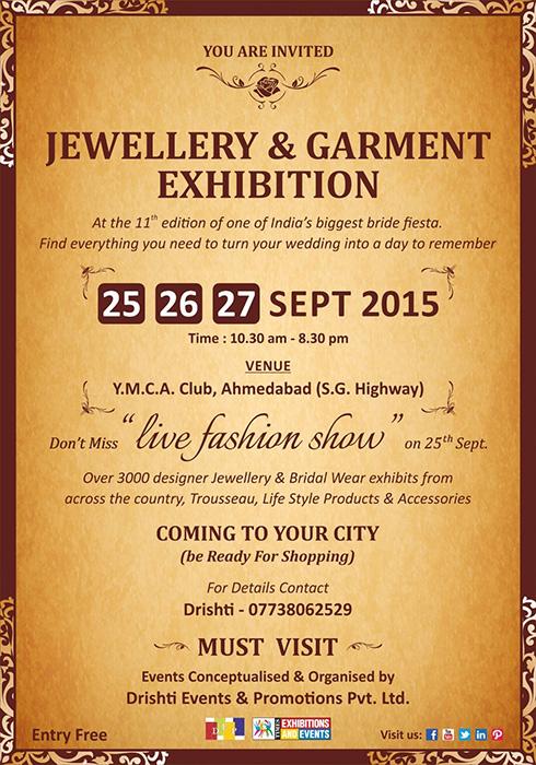 Times Gehena - A Premier Wedding Exhibition starts Tomorrow!