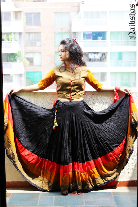 Exceptional Navratri Wear Exhibition by NAIKSHAS