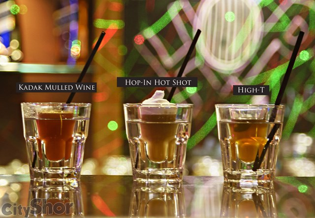 Cutting Cocktails-A Quirky Range of Mini Drinks at Hop-In!