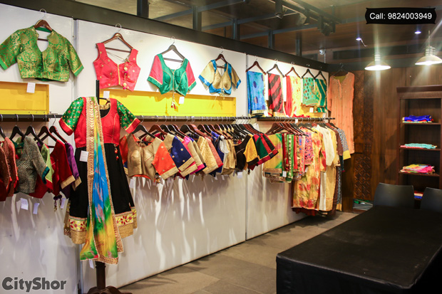Cherry pick your Navratri Attire from JANKI'S COLLECTION