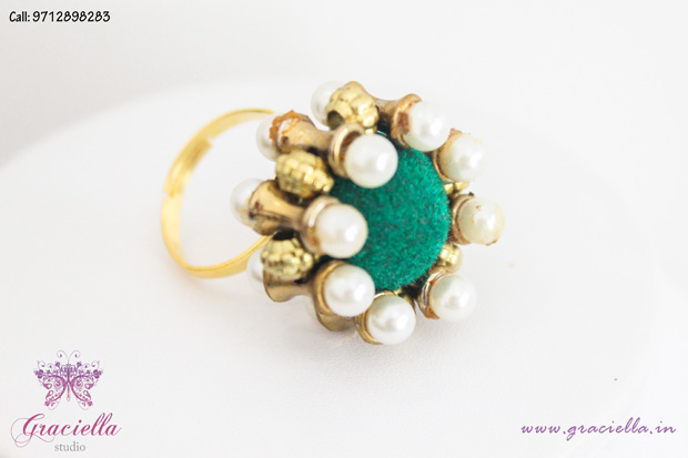 Gorgeous handmade jewellery by GRACIELLA at Showcase Gallery