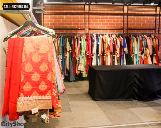 Trendy, suave & head-­turning Wear by JAINA'S @Anay Gallery