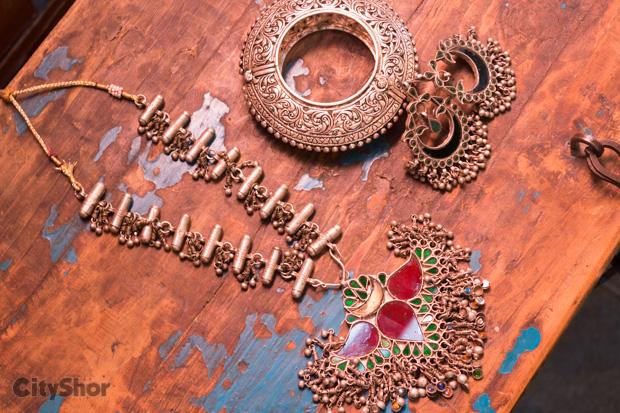 Apparels, Jewellery, Footwear & more at Anay Gallery