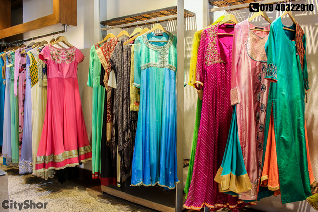 FLAT 50% DISCOUNT on designer wear at Antara: Couture Store