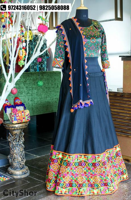 ARYANS DESIGNER STUDIO presents elegant Navratri Wear & more