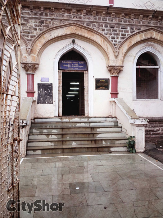 Andrews Library: the testimony of Surat's legacy